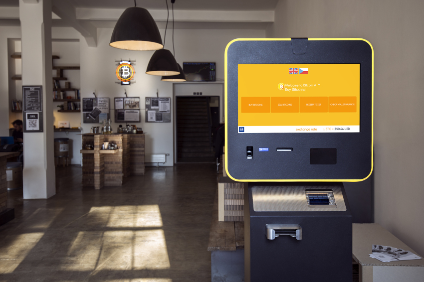 MrBitcoin just launched a brand new BitXatm Sumo Pro Bitcoin ATM in  Cafe-Restaurant Polder, Science Park 205, Amsterdam, The Netherlands. The.